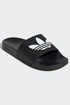 adidas originals badslippers adilette lite zwart