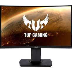 asus »vg24vq« gaming-monitor zwart