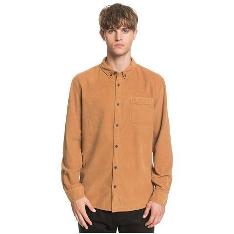 Quiksilver shirt met lange mouwen Smoke Trail