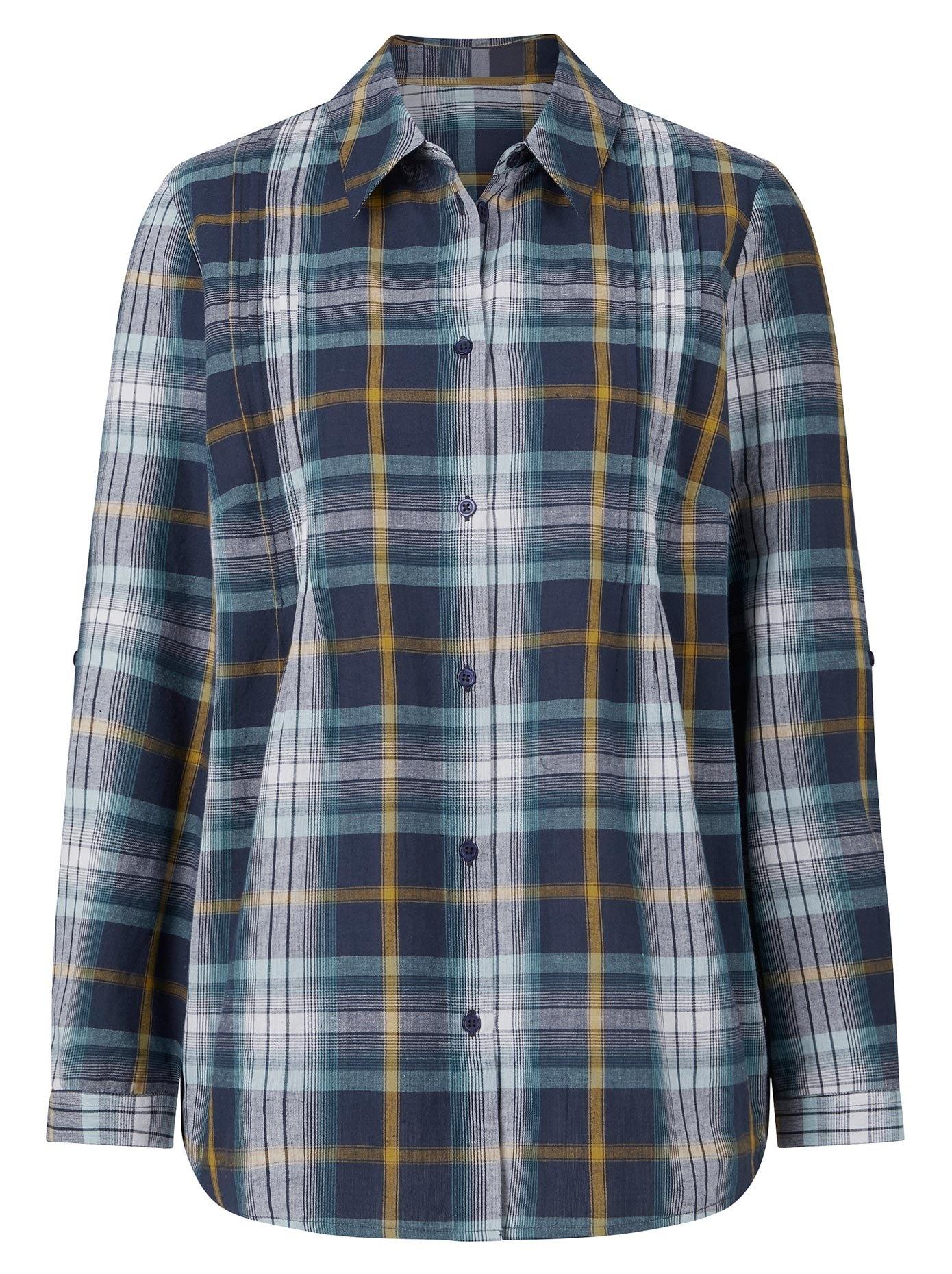 Casual Looks geruite blouse voordelig en veilig online kopen
