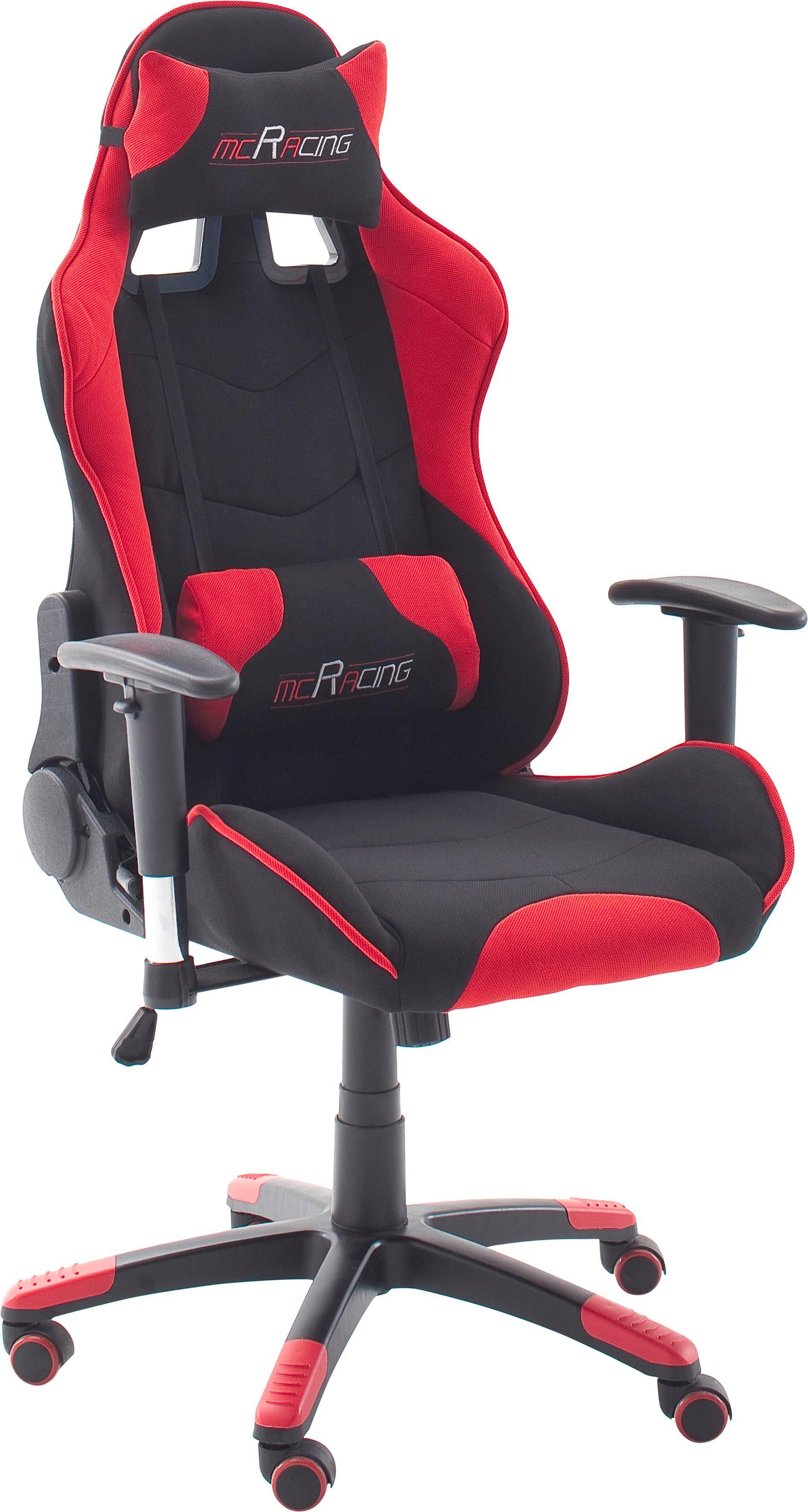 Otto-MCA furniture gamestoel MC Racing gaming stoel MC Racing gaming stoel (set. 1 stuk)-aanbieding