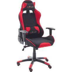 """mca furniture gaming chair """"mc racing gaming-stoel"""" rood"""