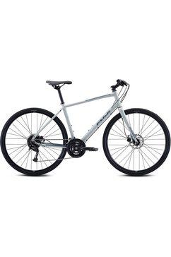 fuji bikes fitnessfiets absolute disc 1.7 grijs
