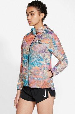 nike runningjack »nike windrunner women's trail running jacket« multicolor