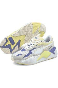 puma sneakers »rs-x³ twill airmesh« wit