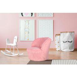 kayoom fauteuil nanny (per stuk) roze