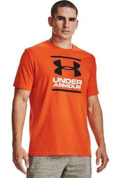 under armour t-shirt »ua gl foundation ss t« oranje