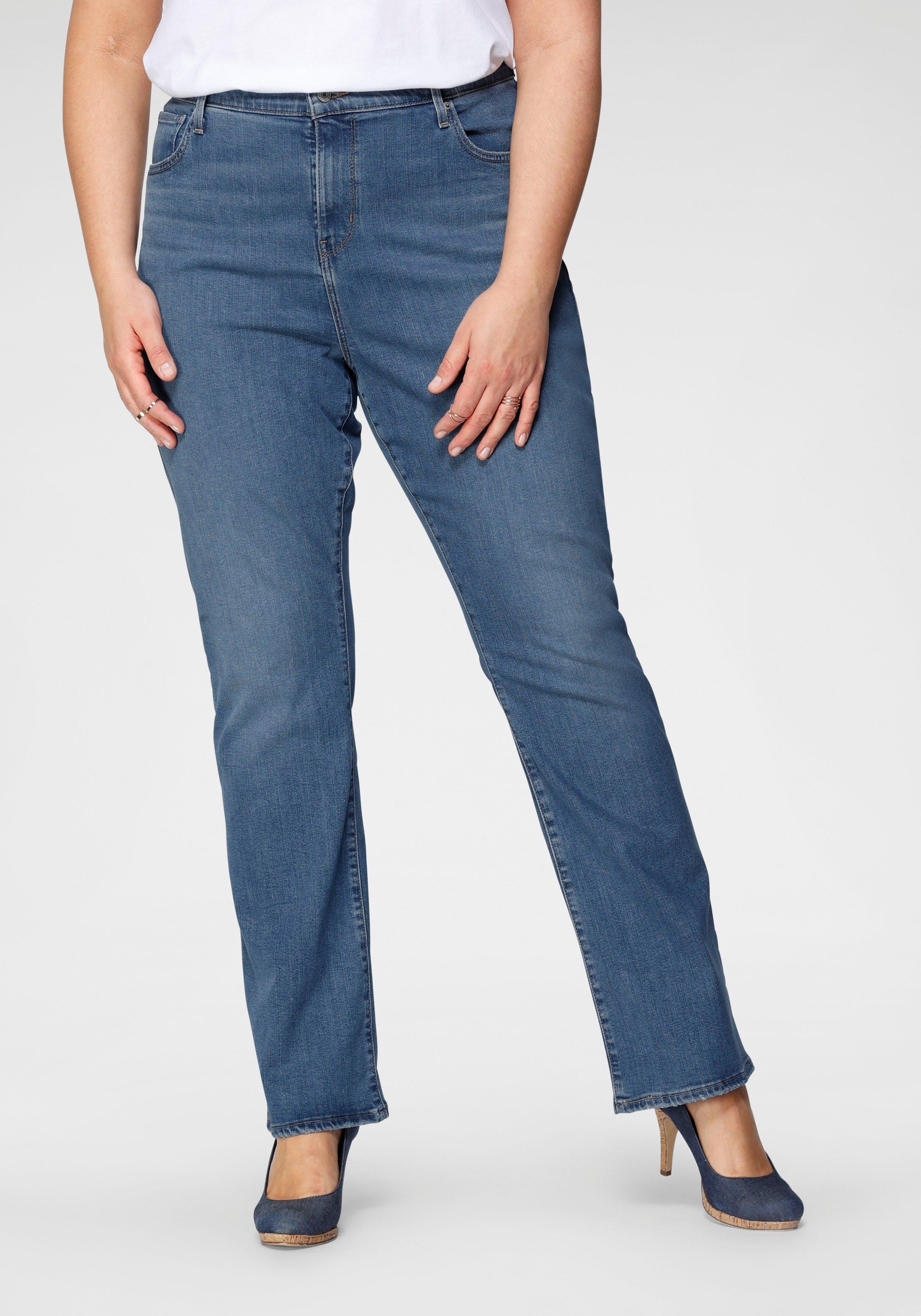 Levi's Plus LEVI'S bootcut jeans »725« bestellen: 30 dagen bedenktijd