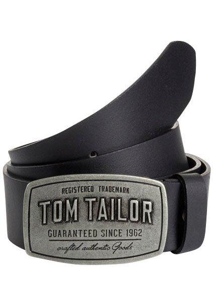 Tom Tailor koppelriem met logogesp (1) in de webshop van OTTO kopen