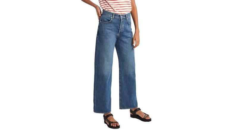 Comma high-waist jeans