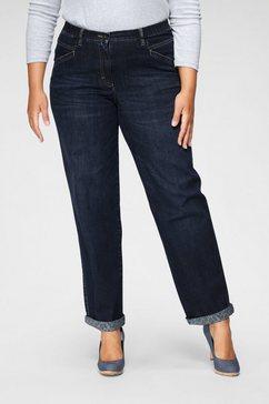 kjbrand straight jeans »babsie« blauw