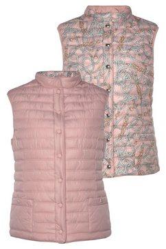 barbara lebek bodywarmer roze