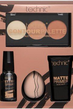 technic make-up set »base blockbuster« beige