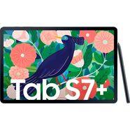 samsung »galaxy tab s7+« tablet zwart