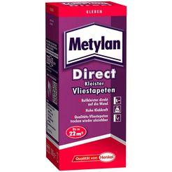 metylan behanglijm direct voor vliesbehang, gebruiksklaar (set) wit