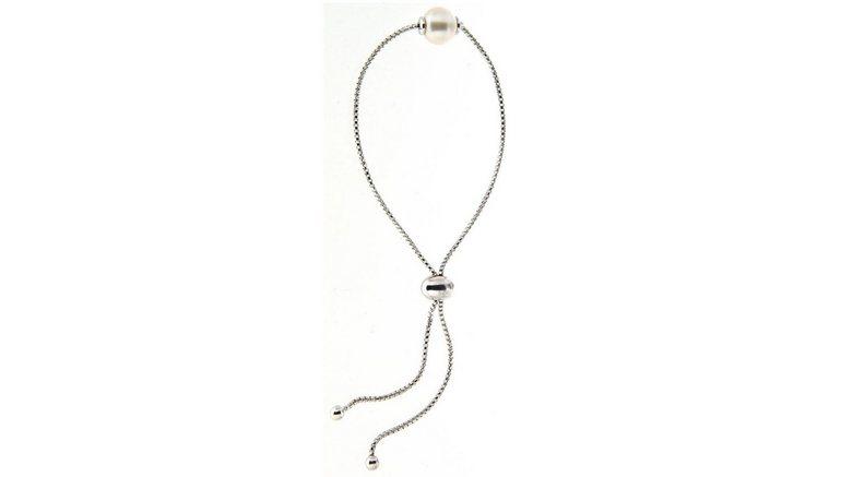 Firetti zilveren armband »in Venezianerkettengliederung, rund, massiv, verstellbar«