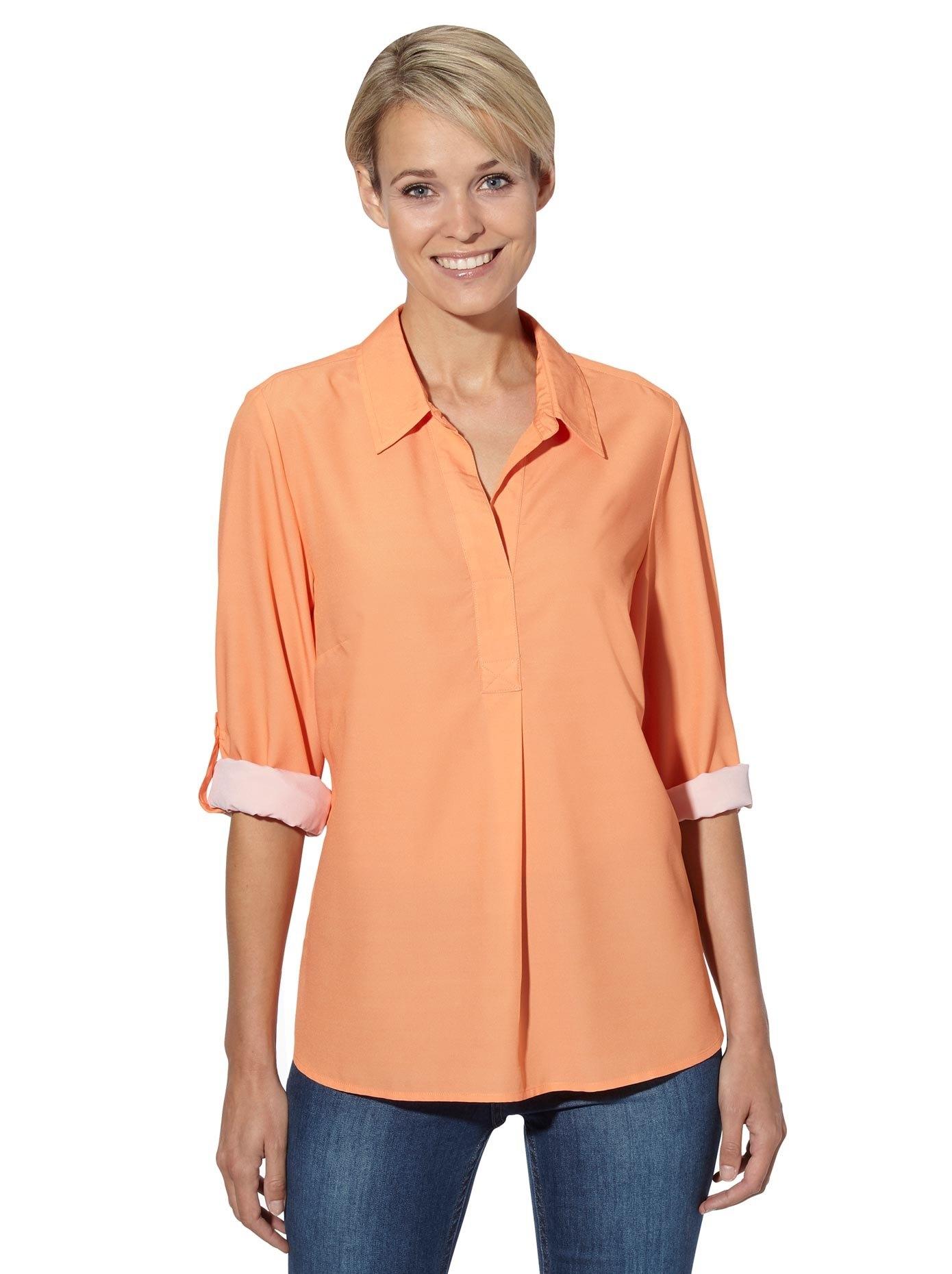 Casual Looks blouse met lange mouwen goedkoop op otto.nl kopen