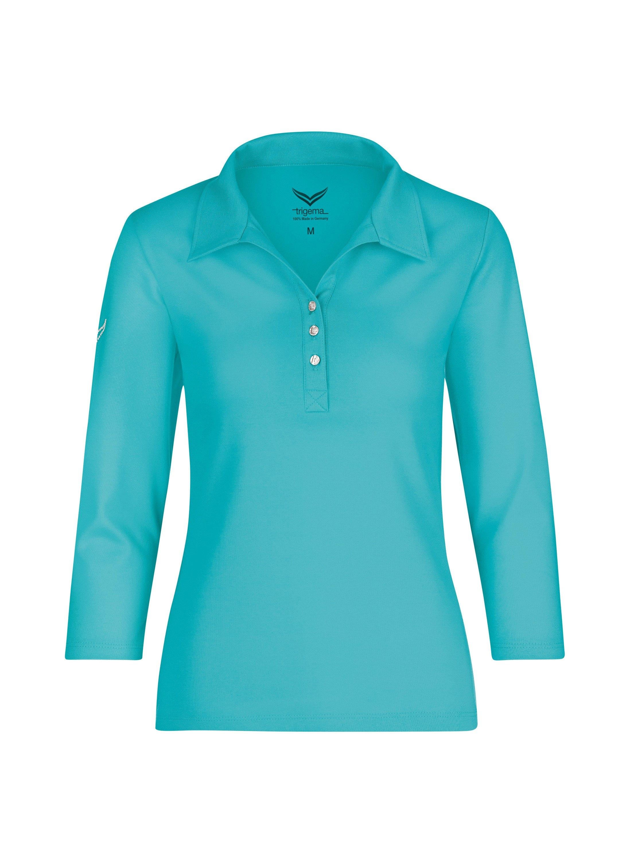 Trigema Poloshirt met Swarovski®-kristallen in de webshop van OTTO kopen