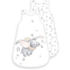 disney baby babyslaapzak »dumbo« wit