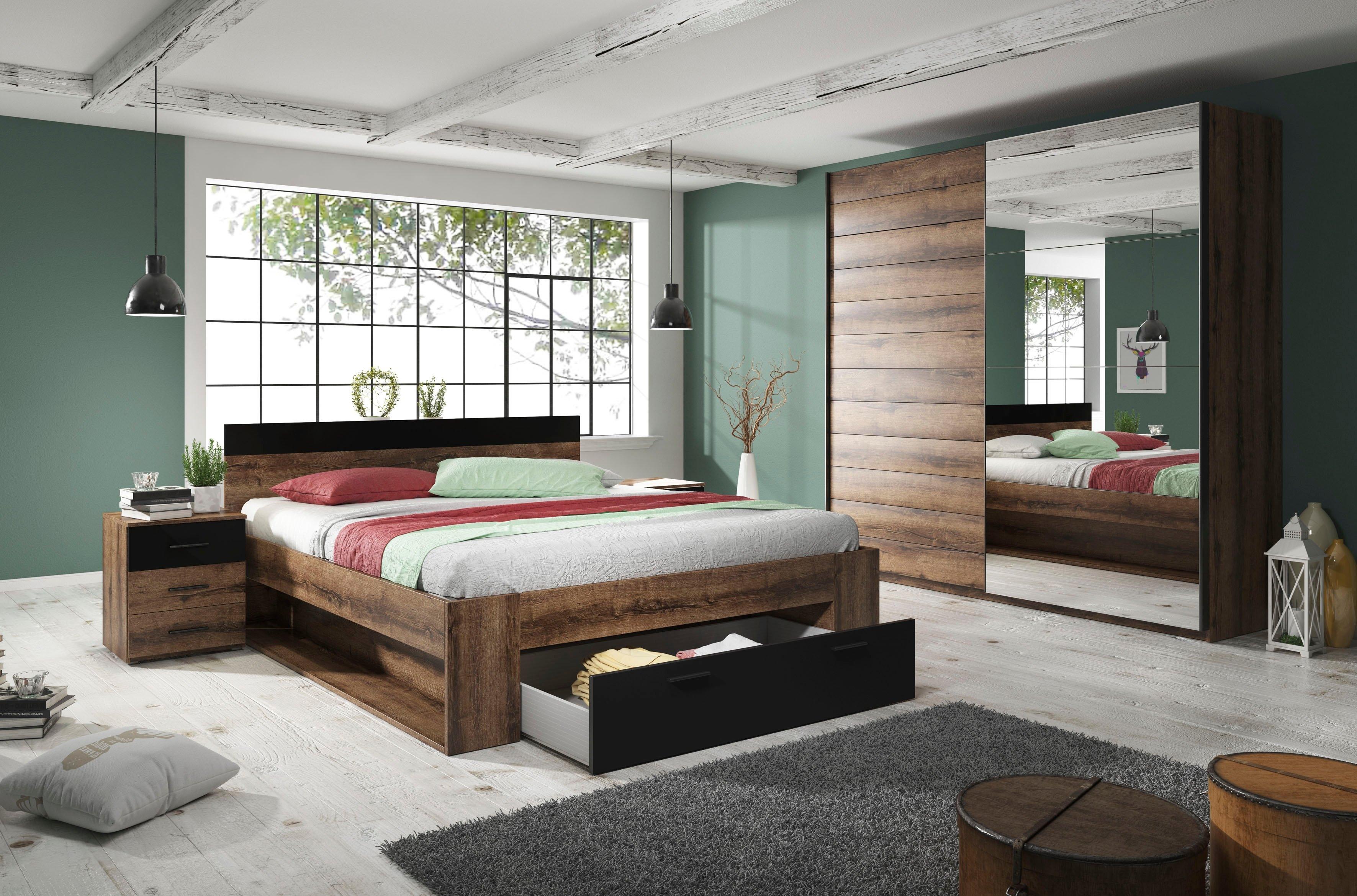 Op zoek naar een slaapkamerserie Beta (4 stuks)? Koop online bij OTTO