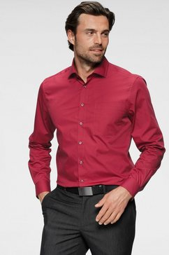 man's world city business businessoverhemd steunt cotton made in africa rood