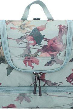 nitro toilettas travel kit, dead flower om op te hangen multicolor
