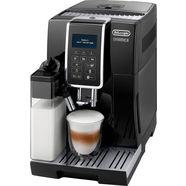 de'longhi volautomatisch koffiezetapparaat dinamica ecam 356.57.b, met 4 snelkeuzetoetsen, koffiekanfunctie zwart