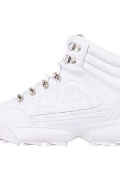 kappa hoge veterschoenen shivoo ice hi met behaaglijk-warme voering wit