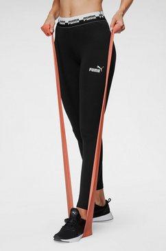puma legging amplified leggings zwart