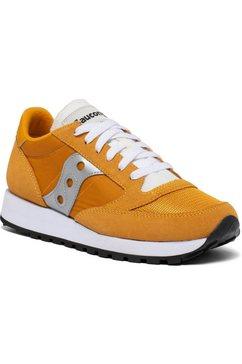 saucony sneakers »jazz vintage« geel