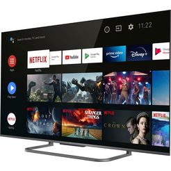 tcl »50p816« led-tv zwart
