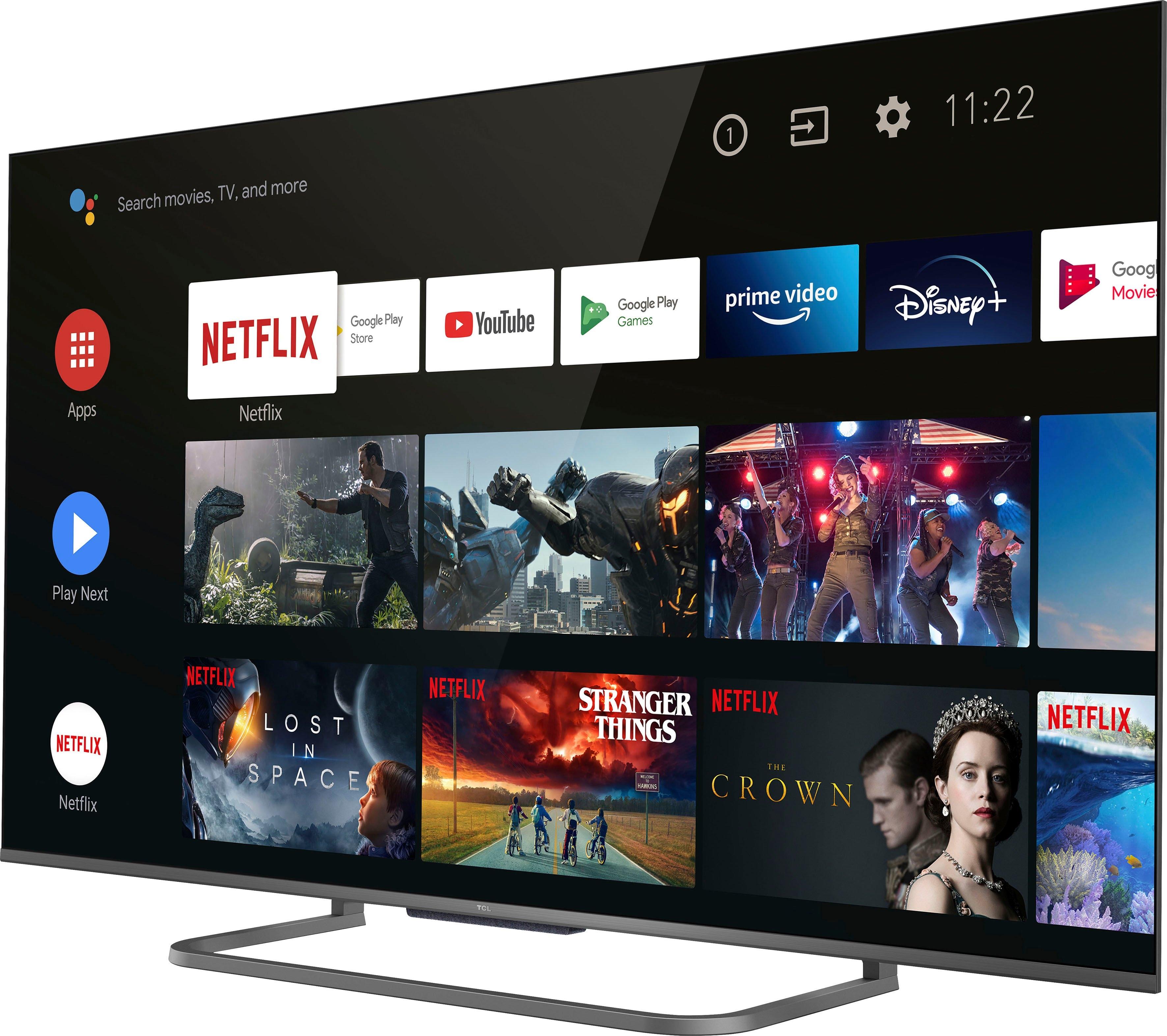 TCL led-TV 50P816X1, 127 cm / 50