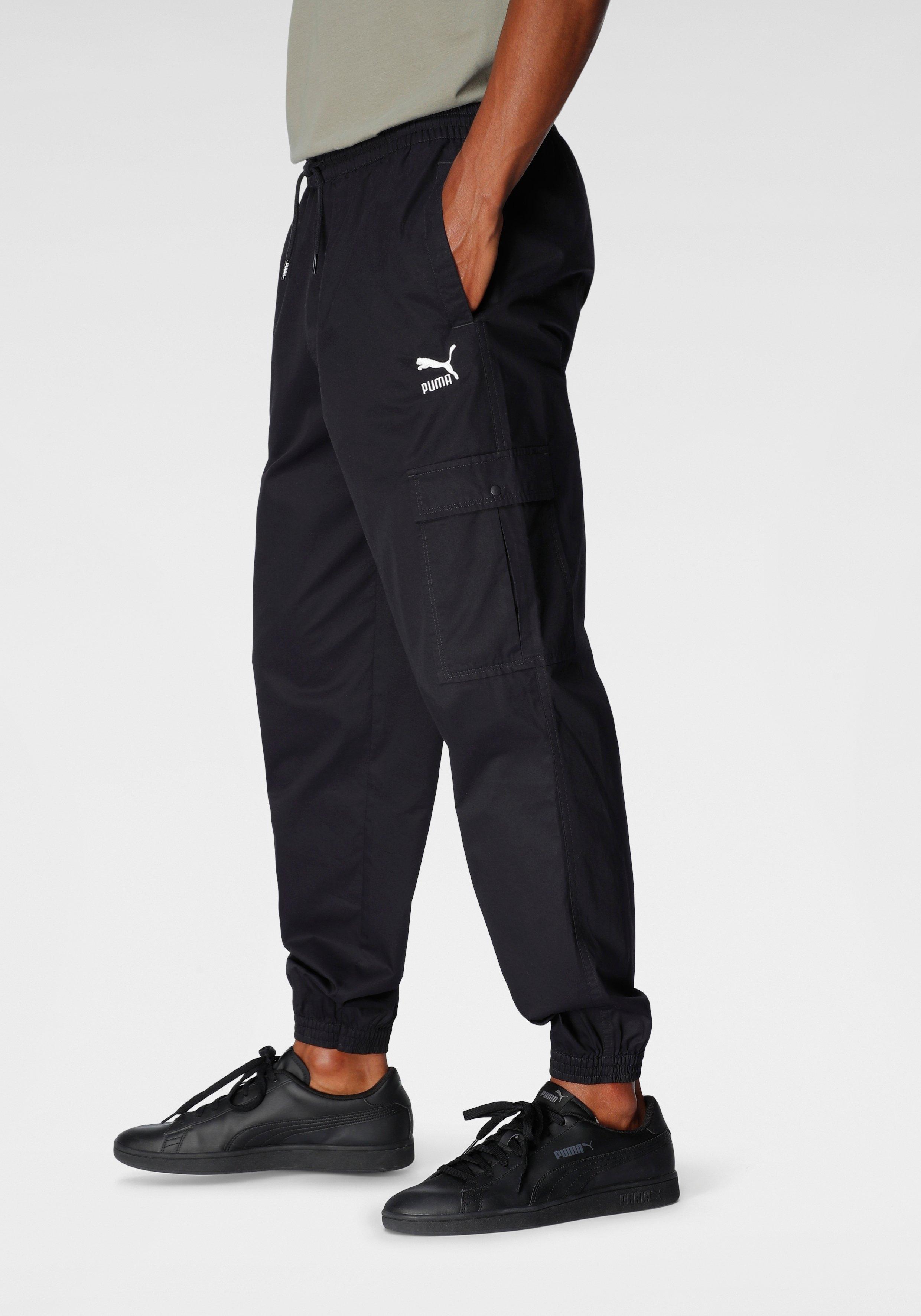 PUMA joggingbroek Classics Cotton Twill Jogger goedkoop op otto.nl kopen