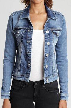 gang jeansjack mira blauw
