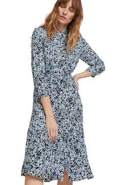 tom tailor midi-jurk blauw