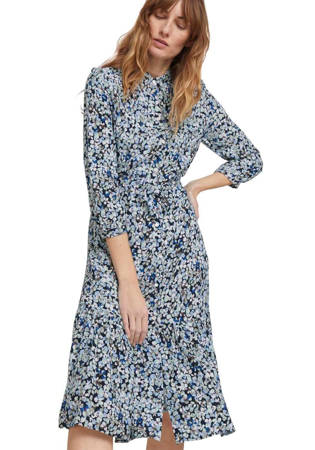 Op zoek naar een Tom Tailor Midi-jurk? Koop online bij OTTO