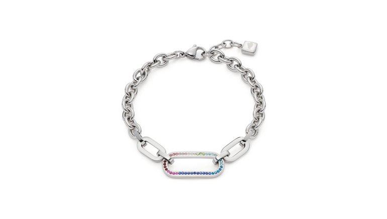 LEONARDO edelstalen armband