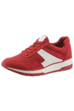tamaris plateausneakers »liva« rood