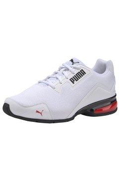 puma sneakers »leader vt tech mesh« wit