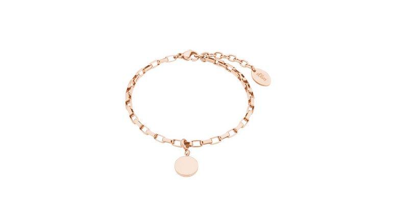 s.Oliver edelstalen armband »2028466«