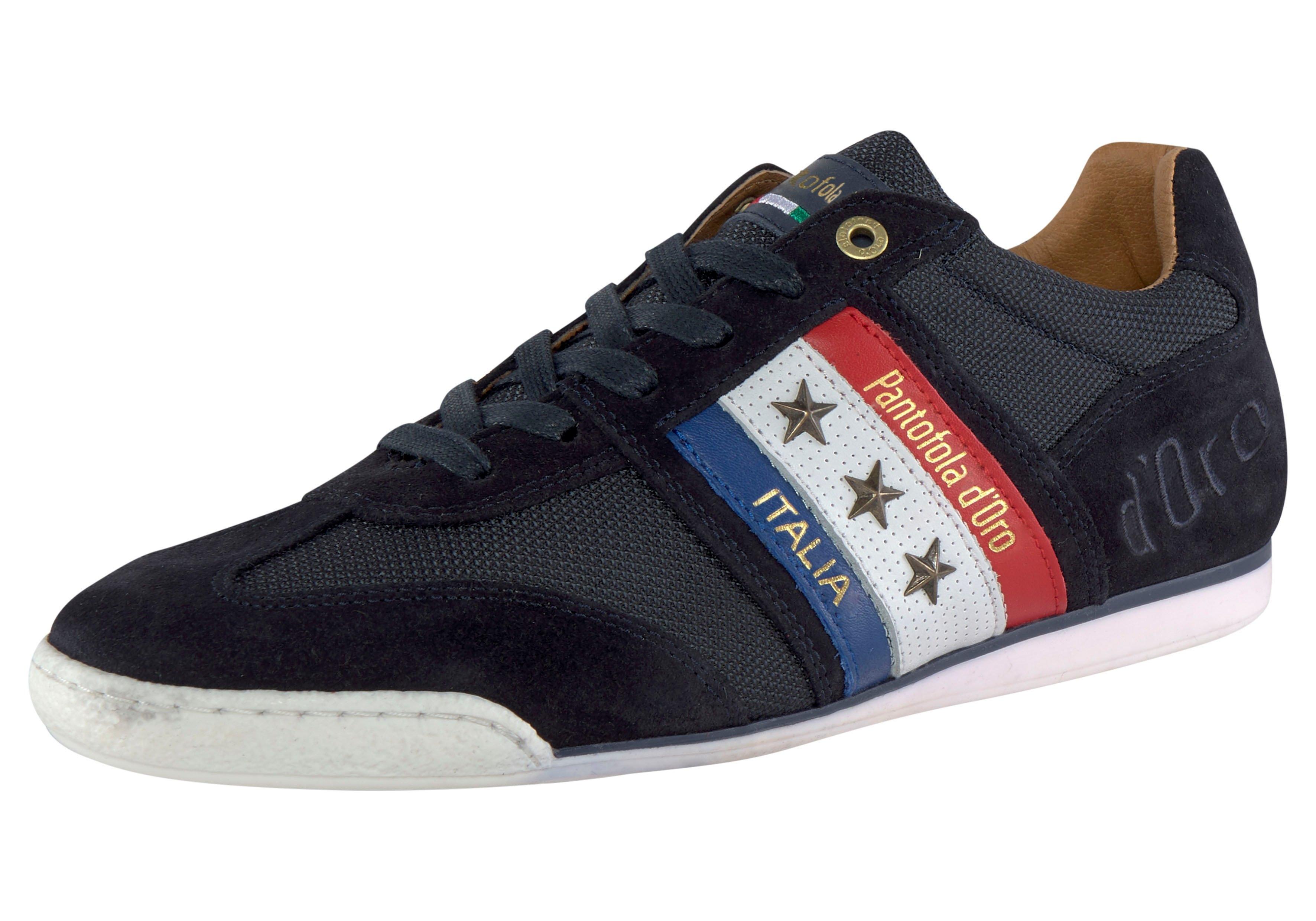 Pantofola d´Oro sneakers »Imola Denim Uomo Low« - verschillende betaalmethodes