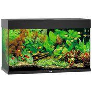 juwel aquarien »rio 125 led« aquarium zwart