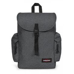 eastpak laptoprugzak »austin+ black denim« grijs