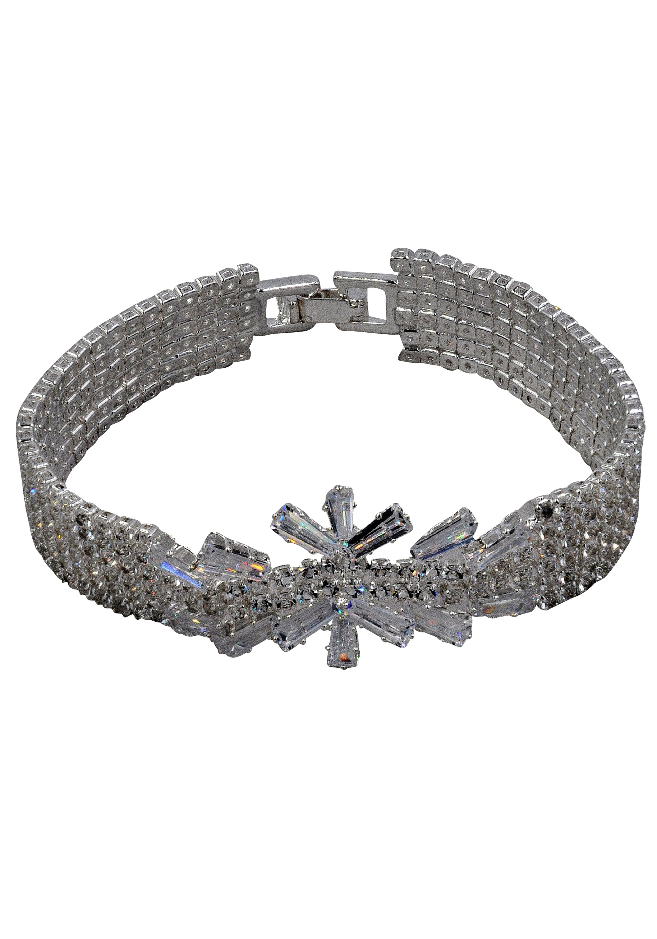 J.Jayz armband Elegant, glamoureus met glassteentjes goedkoop op otto.nl kopen
