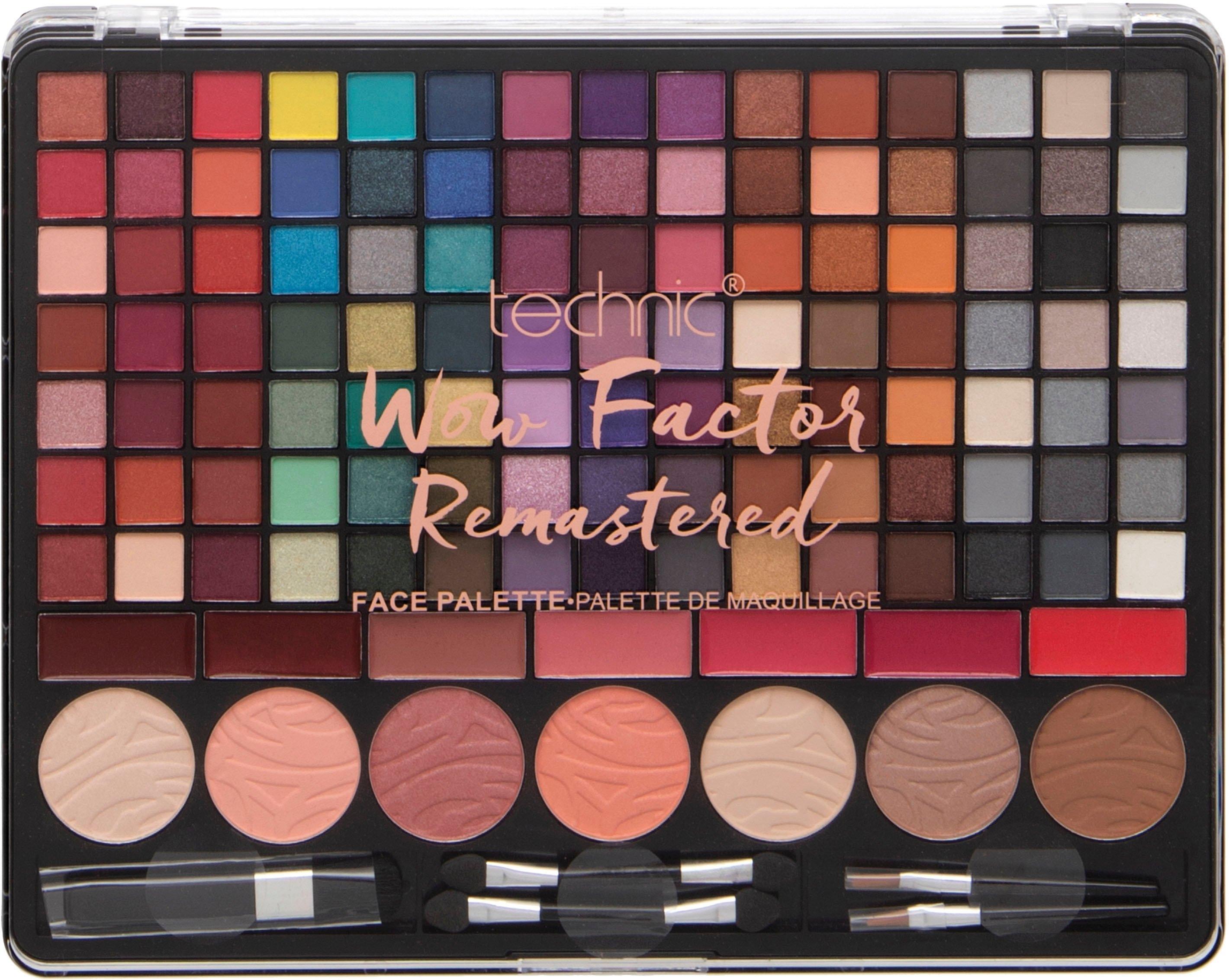 technic make-up set »WOW Factor Remastered« voordelig en veilig online kopen
