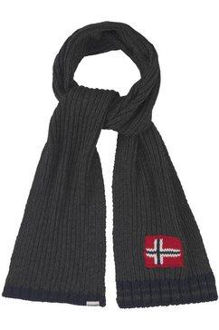 napapijri gebreide sjaal grijs