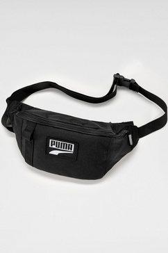 puma heuptasje »puma deck waist bag« zwart