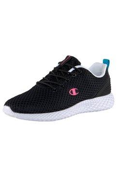champion sneakers »sprint« zwart