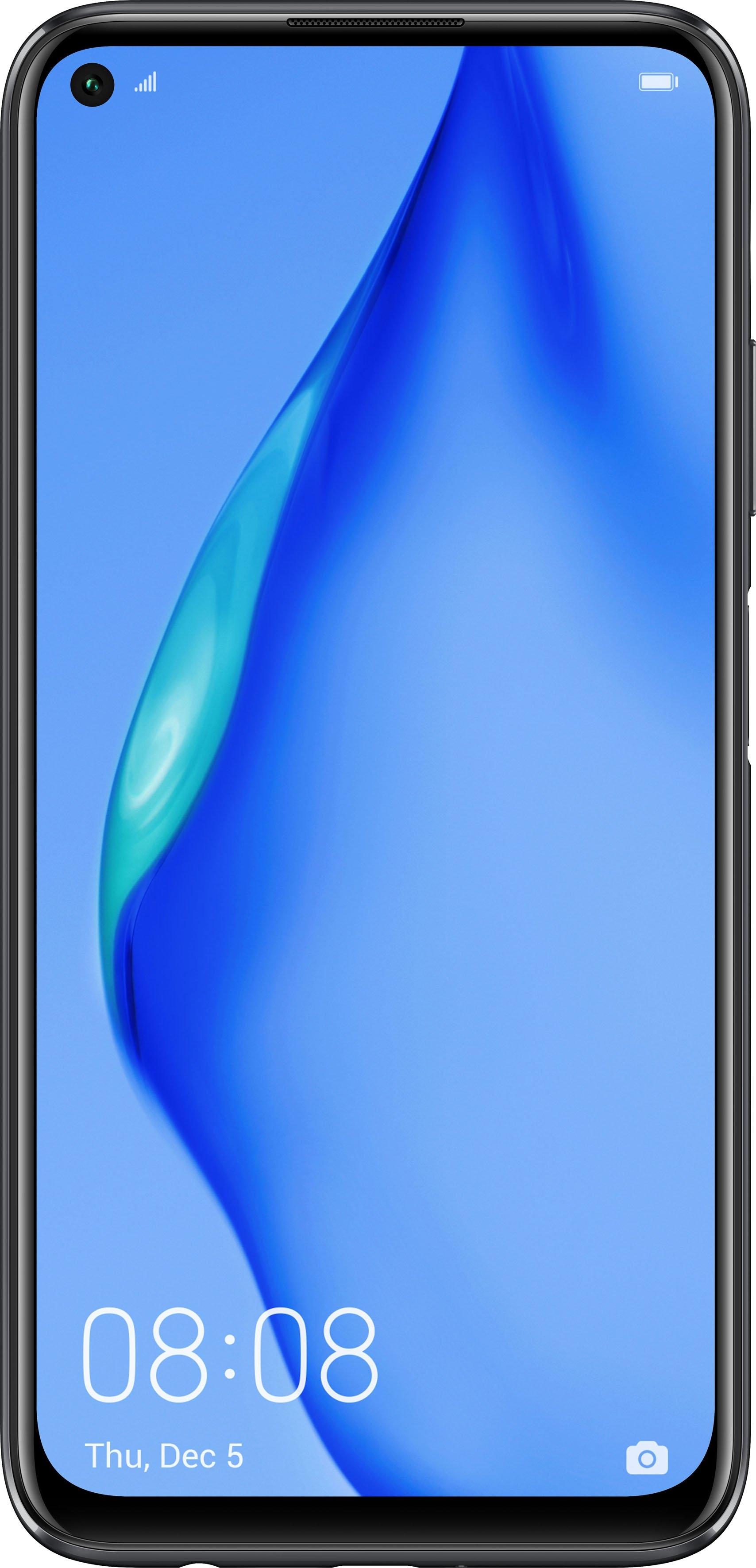 Huawei smartphone P40 lite, 128 GB, 24 maanden fabrieksgarantie veilig op otto.nl kopen