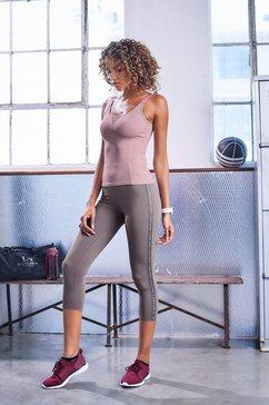 lascana active sporttop roze